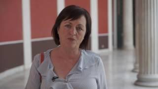 Αλεξάνδρα Καλλέργη, Γραμματέας Γενικής Διεύθυνσης Υπηρεσιών Ομίλου Ελληνικά Πετρέλαια (ΕΛΠΕ)