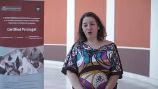 Κατερίνα Ψαρρά, Administrative assistant Legal Department, SARANTIS GROUP