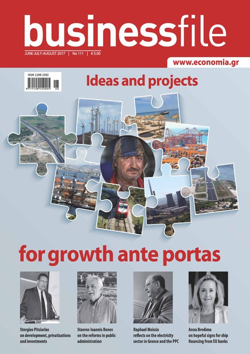 JUNE-JULY-AUGUST 2017: IDEAS AND PROJECTS FOR GROWTH ANTE PORTAS
