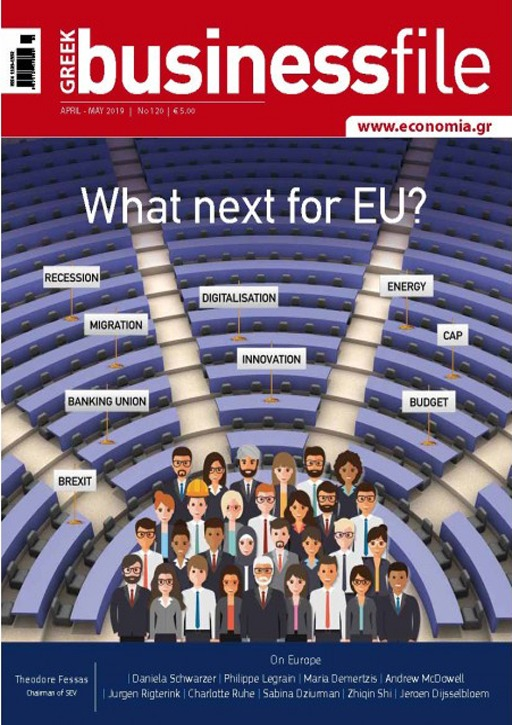 APRIL-MAY 2019: WHAT NEXT FOR EU?